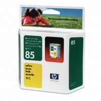 HP No. 85 Ink Cartridge Yellow - 69ml