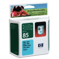 HP No. 85 Ink Cartridge Light Cyan - 69ml