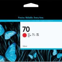 HP No. 70 Ink Cartridge Red - 130ml