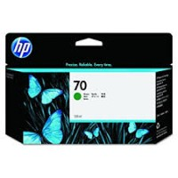 HP No. 70 Ink Cartridge Green - 130ml
