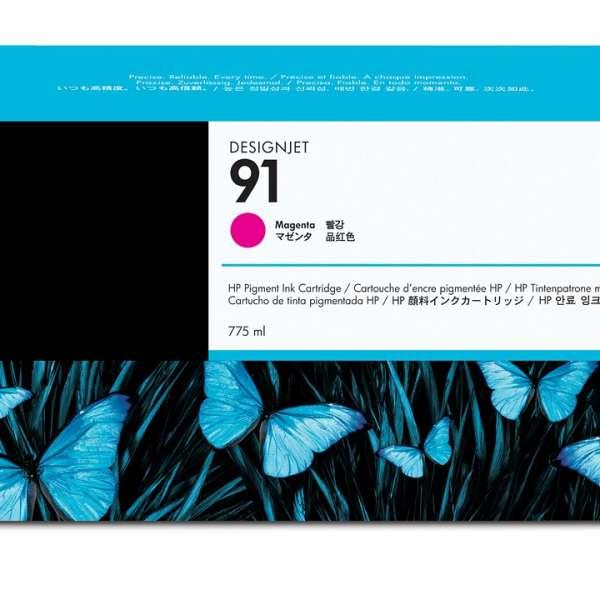 HP Magenta Ink Cartridge 775ml