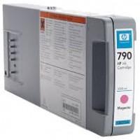 HP No. 790 Magenta Ink Cartridge - 1000ml