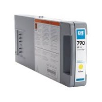 HP No. 790 Yellow Ink Cartridge - 1000ml