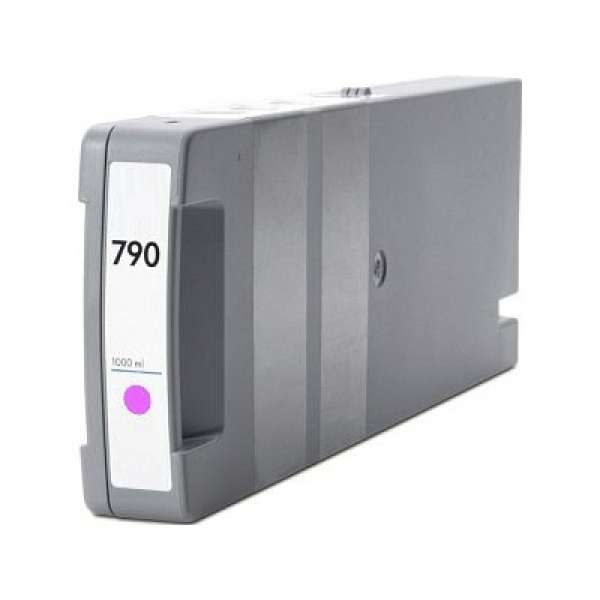 HP No. 790 Light Magenta Ink Cartridge - 1000ml