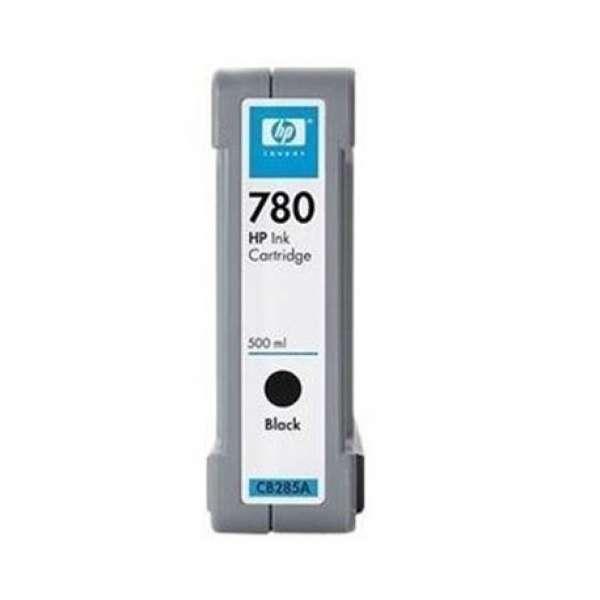 HP No. 780 Black Ink Cartridge - 500ml