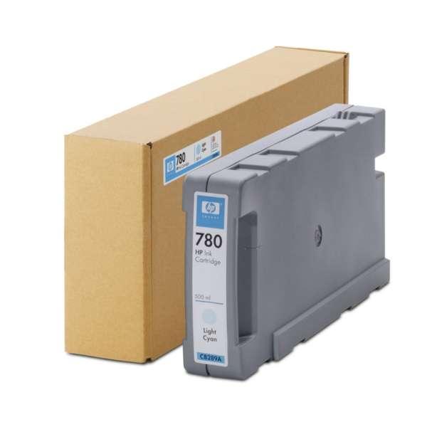 HP No. 780 Light Cyan Ink Cartridge - 500ml