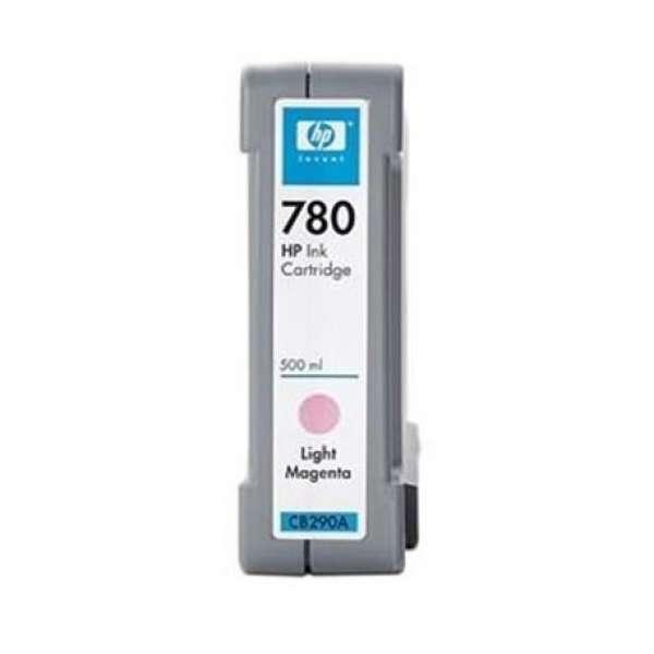 HP No. 780 Light Magenta Ink Cartridge - 500ml