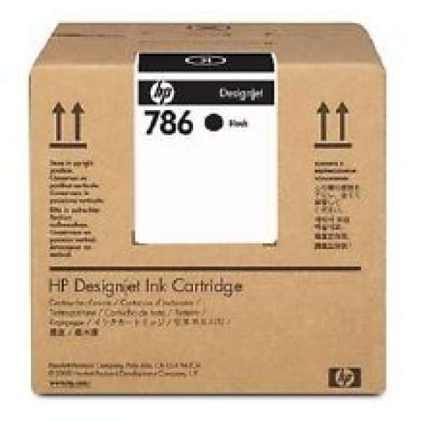 HP No. 786 Latex Ink Cartridge 3000ml Black
