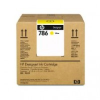 HP No. 786 Latex Ink Cartridge 3000ml Yellow
