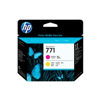 HP No. 771 Ink Printhead - Magenta & Yellow