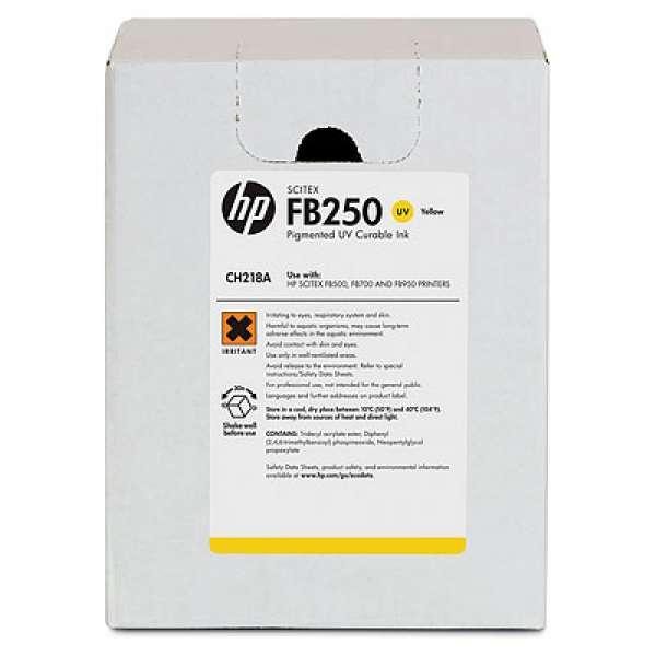 HP No. 788 1-liter Yellow Ink