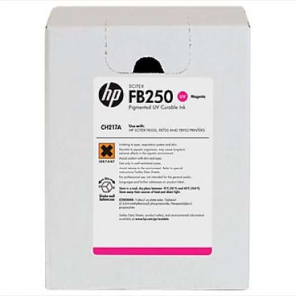 HP FB240 3-liter Magenta Ink 3000ml