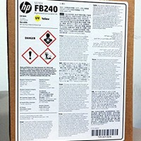 HP FB240 3-liter Yellow Ink 3000ml