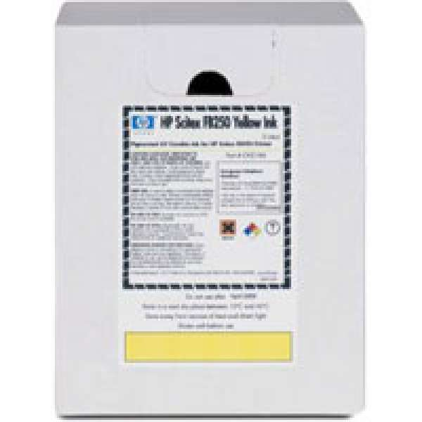 HP SC200 3-liter Yellow Ink