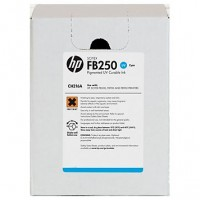 HP FB250 UV Curable Ink Cyan 3000ml