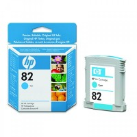 HP No. 82 Dye Ink Cartridge Cyan for HP510