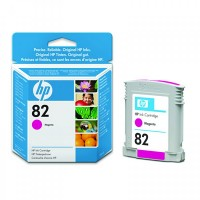 HP No. 82 Dye Ink Cartridge Magenta for HP510