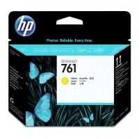 HP No. 761 Ink Printhead - Yellow