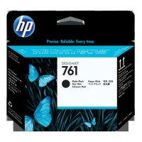 HP No. 761 Ink Printhead - Matte Black & Matte Black