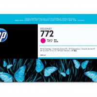 HP No. 772 Ink Cartridge Magenta - 300ml
