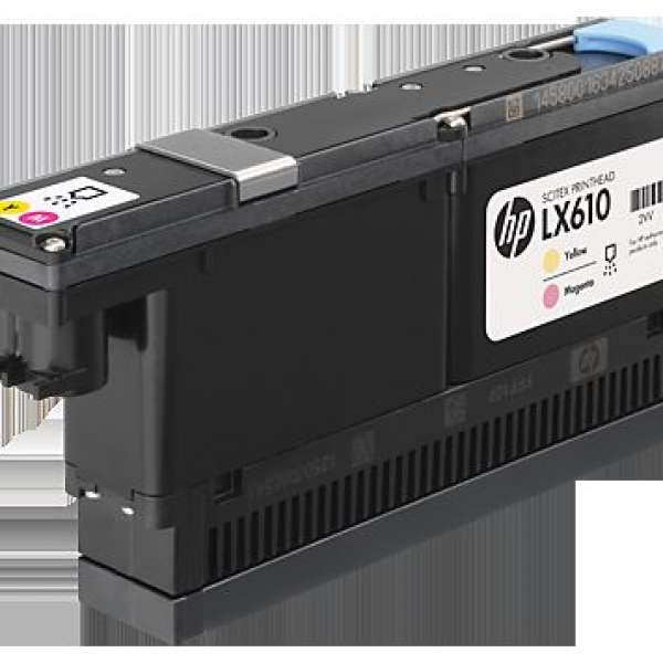 HP LX610 Yellow & Magenta Printhead