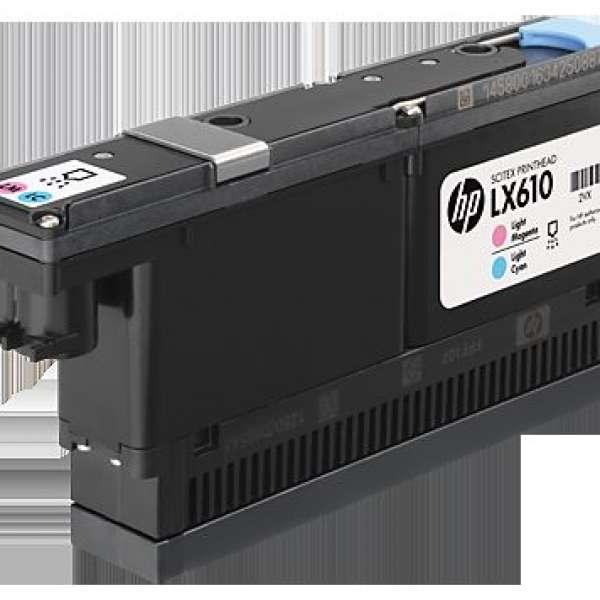 HP LX610 Light Magenta & Light Cyan Printhead