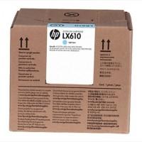 HP LX610 Cyan Latex ink 3000ml