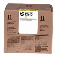 HP LX610 Yellow Latex ink 3000ml