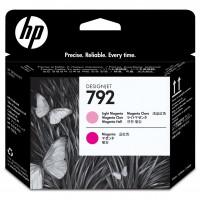 HP No. 792 Magenta & Light Magenta Printhead