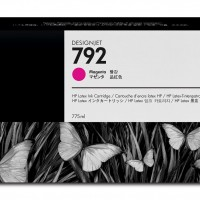 HP No. 792 Latex Ink Cartridge 775ml Magenta