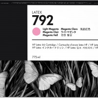HP No. 792 Latex Ink Cartridge 775ml Light Magenta