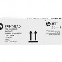 HP No. 881 Light Magenta and Light Cyan Printhead