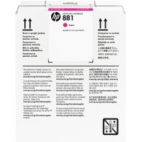 HP No. 881 Latex Ink Cartridge Magenta - 5000ml