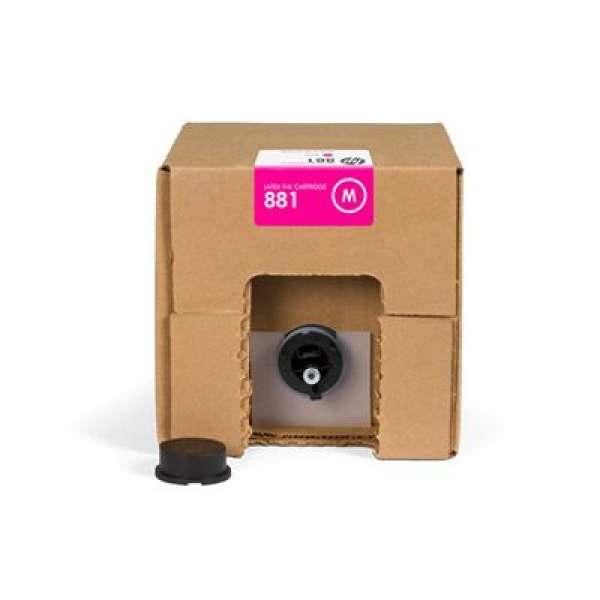 HP No. 881 Latex Ink Cartridge Light Magenta - 5000ml
