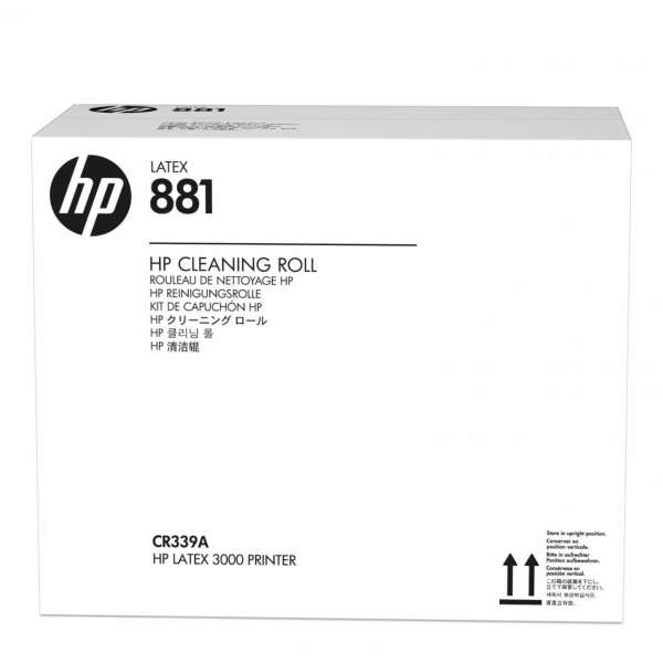 HP No. 881 Latex Cleaning Roll