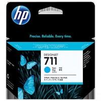 HP No. 711 Cyan Ink Cartridge - 29ml