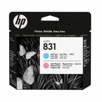 HP No. 831 Light Magenta and Light Cyan Printhead
