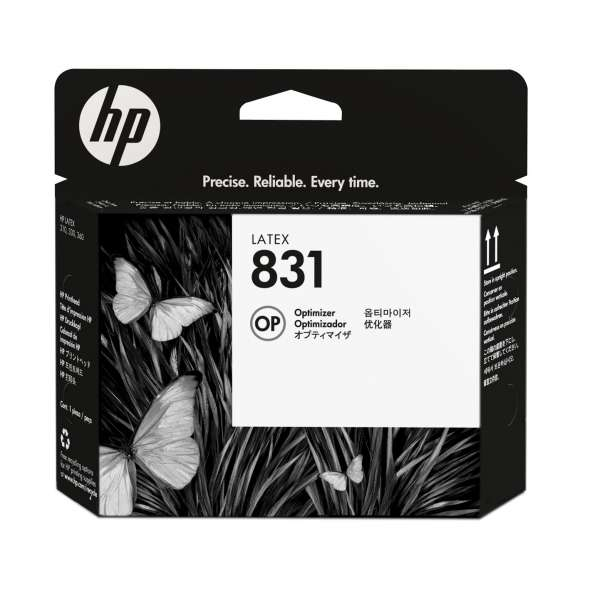 HP No. 831 Latex Optimizer Printhead