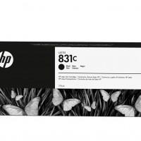 HP No. 831C Latex Ink Cartridge Black - 775ml