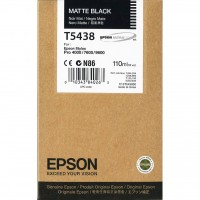 Epson Matte Black Ink Cartridge 110ml