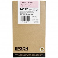 Epson Light Magenta Ink Cartridge 220ml