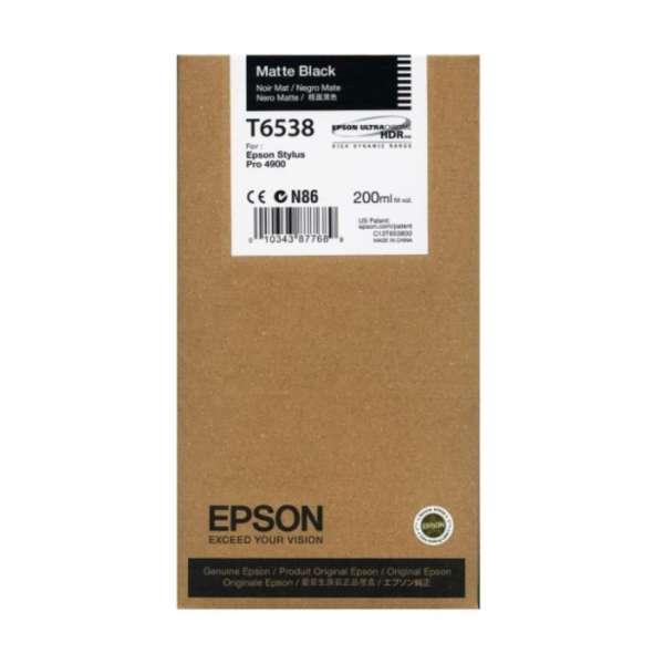 Epson Matte Black Ultrachrome HDR 200ml