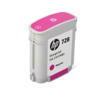 HP No. 728 Ink Cartridge Magenta - 40ml
