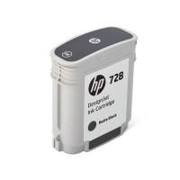 HP No. 728 Ink Cartridge Matte Black - 69ml