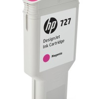 HP No. 727 Ink Cartridge Magenta - 300ml