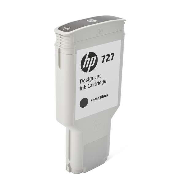 HP No. 727 Ink Cartridge Photo Black - 300ml