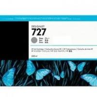 HP No. 727 Ink Cartridge Grey - 300ml