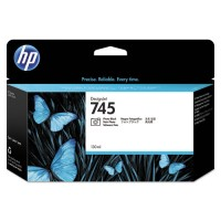 HP No. 745 Ink Cartridge Photo Black - 130ml