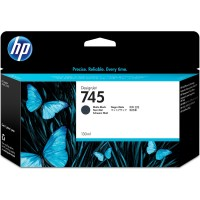 HP No. 745 Ink Cartridge Matte Black - 130ml
