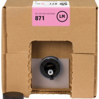 HP No. 871C Latex Ink Cartridge Light Magenta- 3000ml